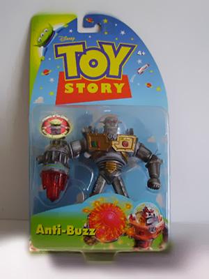 トイ・ストーリー「アンチ・バズ(Anti-Buzz)」